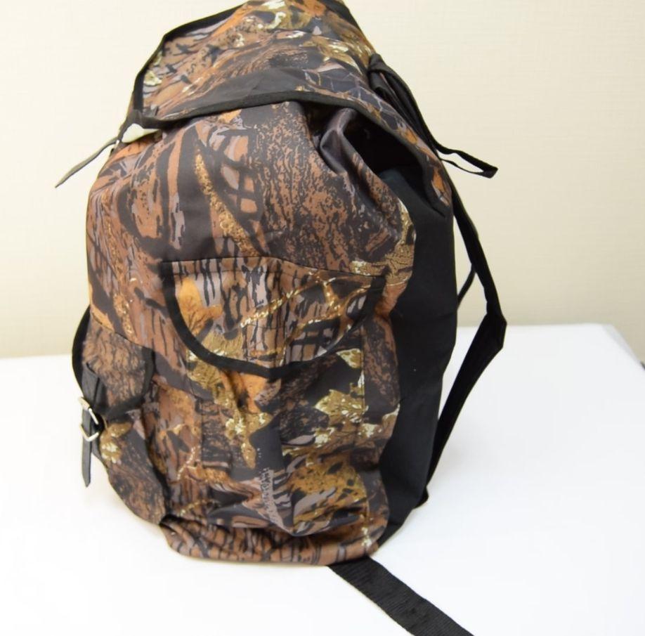 Рюкзак шанс 70 л камуфляж прорезиненный спортивный рюкзак для скейта